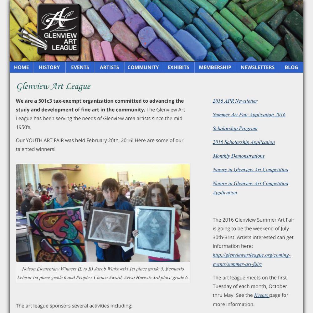 Glenview Art League
